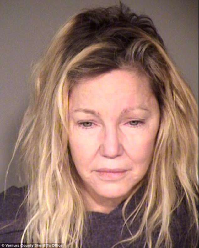 Heather Locklear Arrested a SECOND TIME – This Time For ASSAULTING