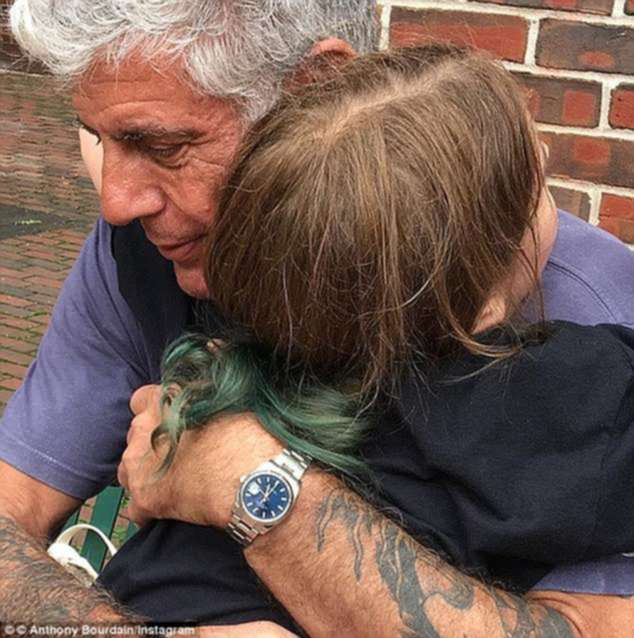 Anthony Bourdain Left His Estate to His Daughter – And It's Not That Much, According to the Will