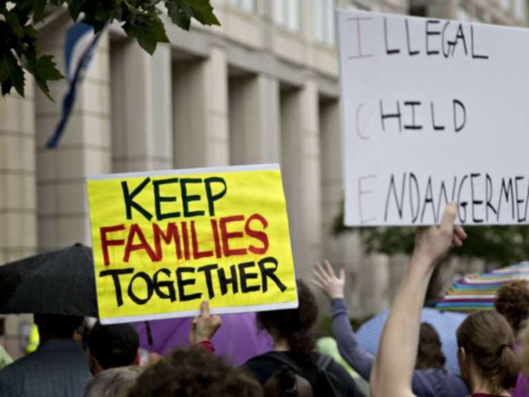 Celebrities Supporting Keep Families Together Rallies Across the Country