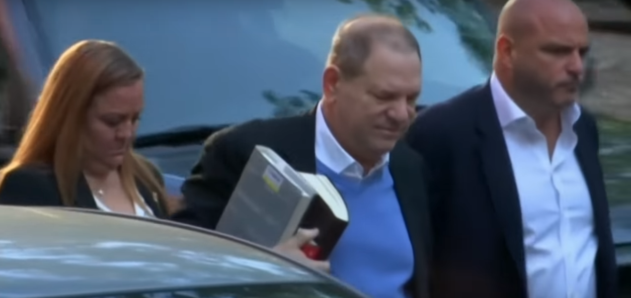 "Harvey Weinstein Faces 10 Years in Prison After DA Files NEW Charges<span class=""wtr-time-wrap after-title""><span class=""wtr-time-number"">2</span> min read</span>"