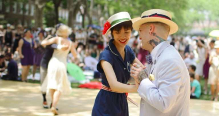 NYC's Annual Jazz Age Lawn Party Gets a SECOND WEEKEND in August