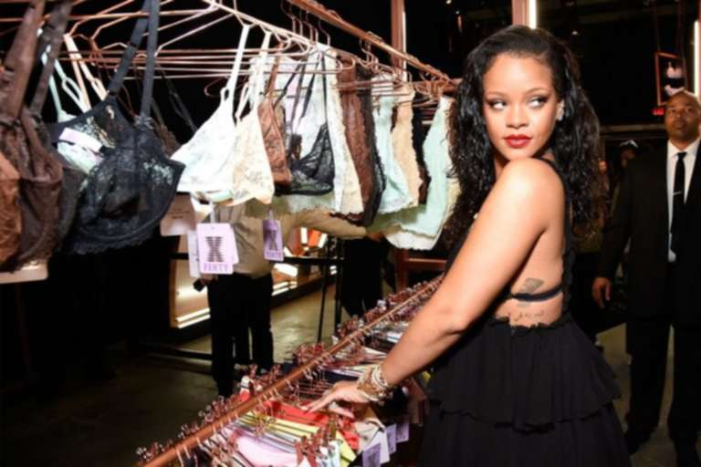 Rihanna Just Added Accessories to Her Lingerie Line, And You'll Love Them