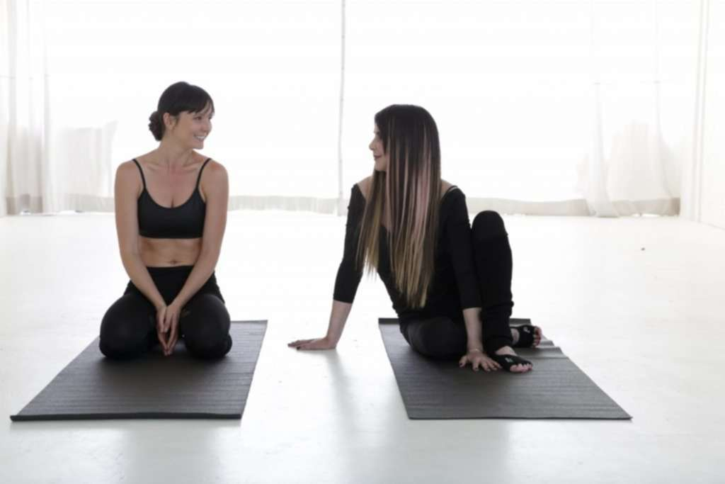 Paying For Both A Class And The Clothes? Learn Yoga Using Leggings From This New Apparel Line