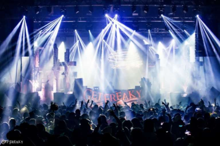 Daily Get Freaky Lineup To Bring Huge Fall Festival Crowds