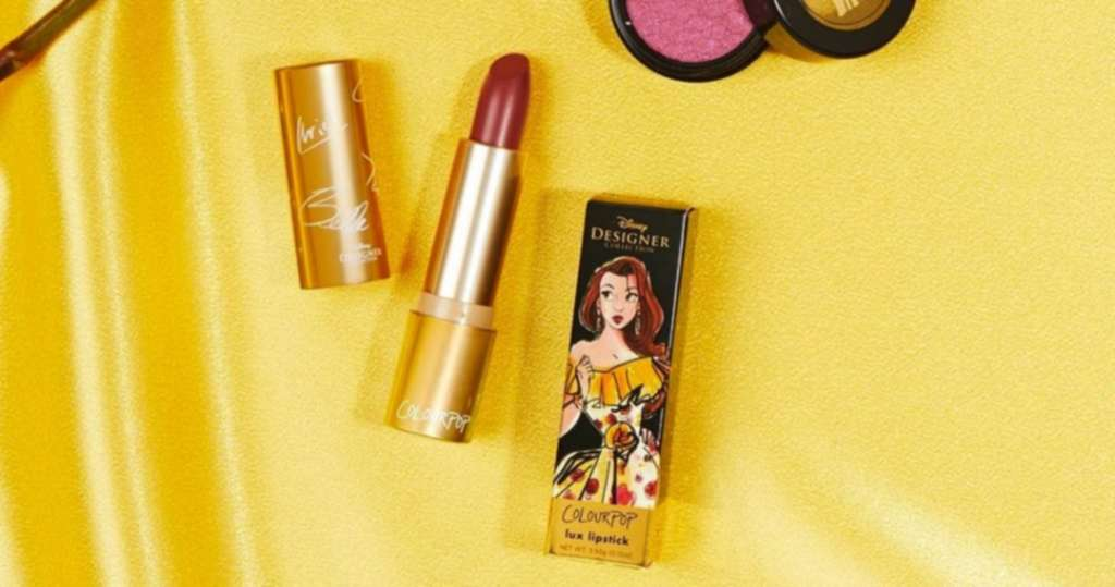Colourpop To Release Disney Themed Line Of Makeup This Week