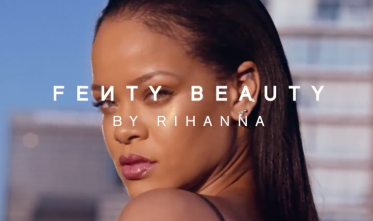 Fenty Beauty Celebrates One Year Anniversary With Diamonds