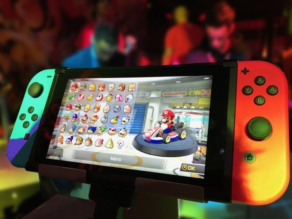 Nintendo Switch Online Hacked During Day One