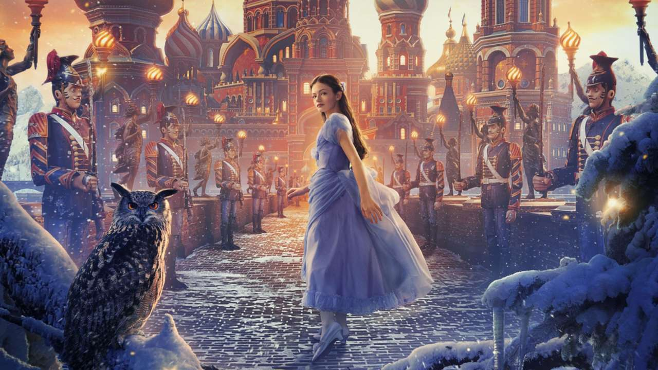Watch Disney's Final Trailer for The Nutcracker and the Four Realms