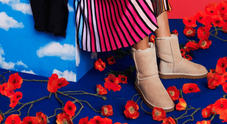 471e9ef5476 UGG Celebrates 40 Years With a Bold New Collection That Still Honors the  Classic Boot