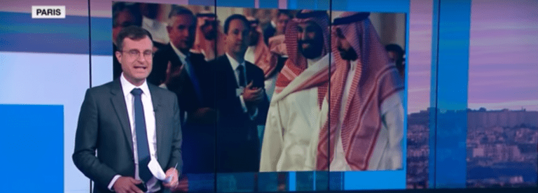 Chase and Ford Drop Out of a Saudi Investment Conference After Journalist Goes Missing