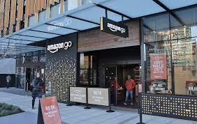 Amazon Go Store Set to Open in NYC's Financial District