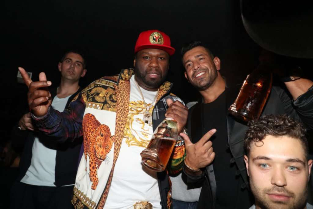 NYC's Newest Hot Spot, Red Rabbit Club, Opens with 50 Cent