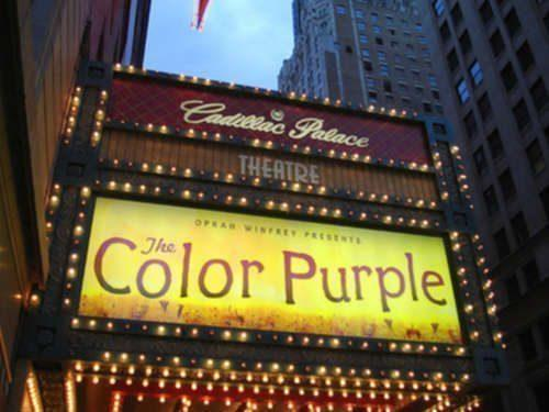 Oprah and Spielberg to Produce 'The Color Purple' Movie Musical