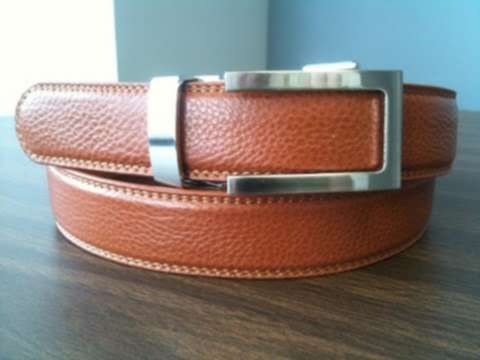 Tighter? Anson Belt & Buckle has a Few Micro Adjustments for the Belt Wear Industry