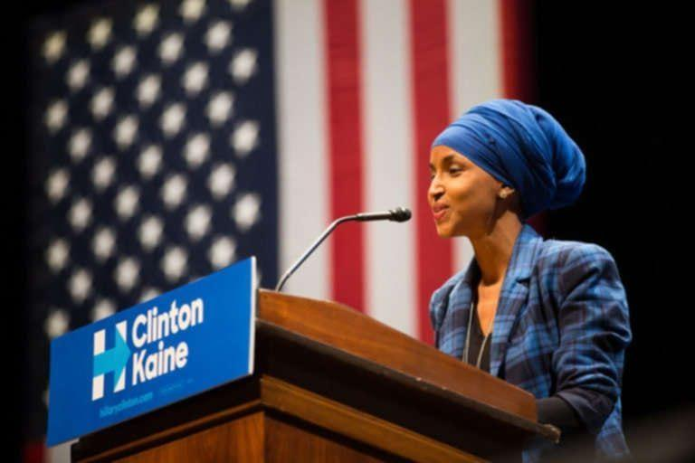 Congresswoman Elect Ilhan Omar Goes to Work, Fighting a 181-Year-Old Headscarf Ban
