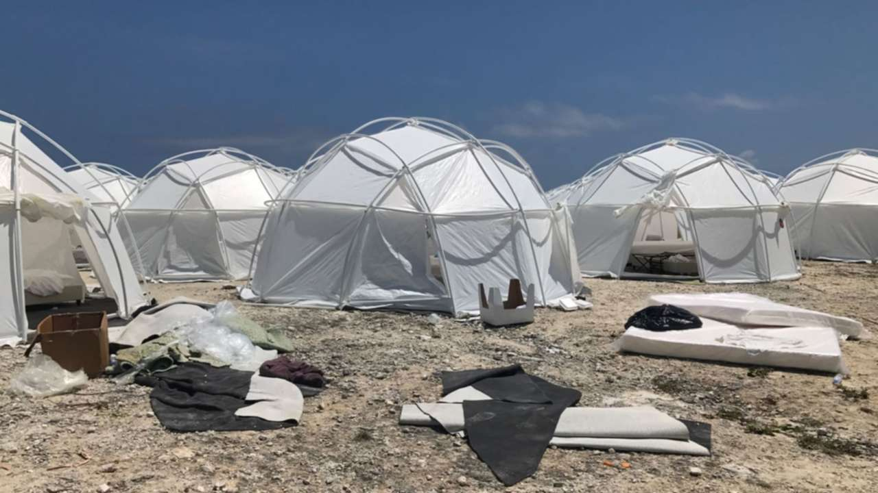 Relive The Trainwreck Of Fyre Festival With 2019 Documentary