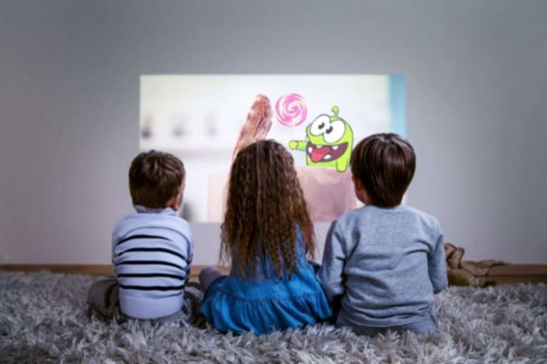 Cinemood Lands $4 Million to Project Disney and Netflix Content for Kids Onto Any Surface