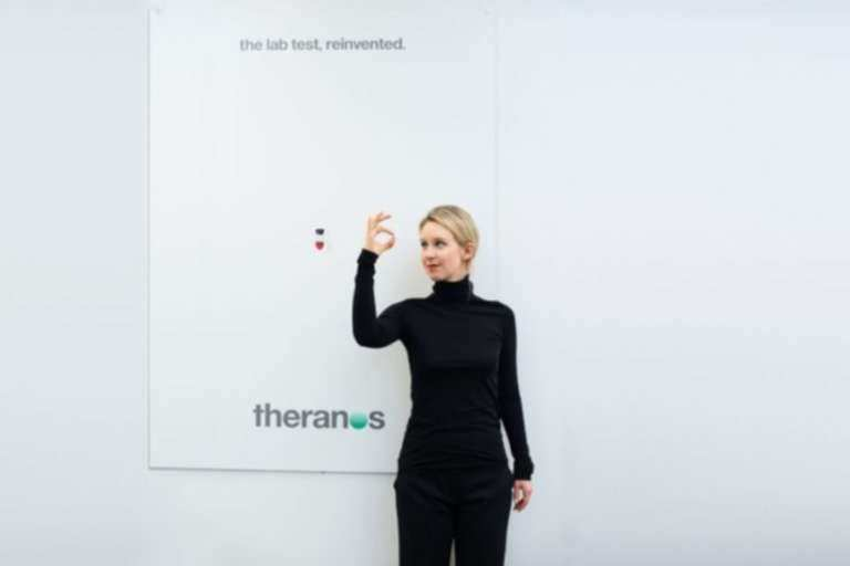 This Jaw Dropping Documentary Takes You Inside Elizabeth Holmes' World