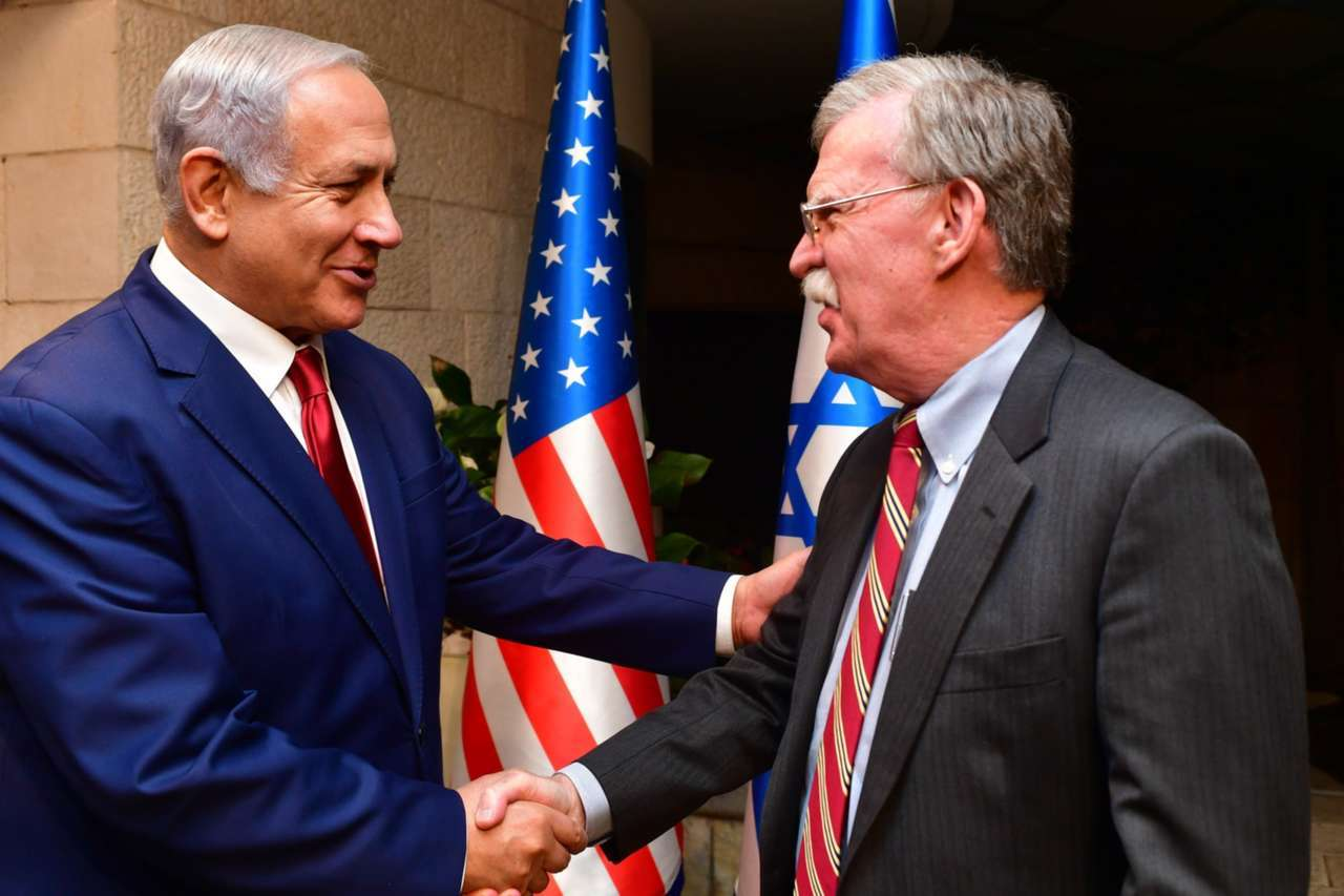 Bolton in Israel, Pompeo visiting Israel's Arab Neighbors: Will these Middle East Visits Cancel Trump's Syrian Withdrawal?