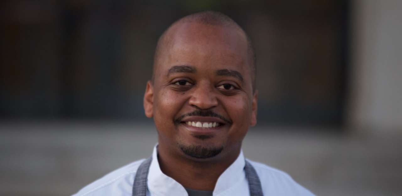 Celebrity Chef Discusses Working for Emeril, Launching a Product and Cooking for the Rich and Famous