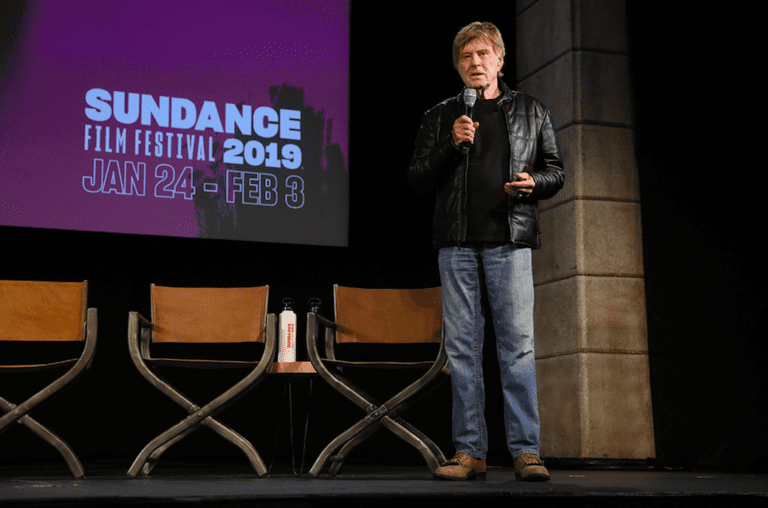 Robert Redford Alludes To Retirement During Sundance Press Conference