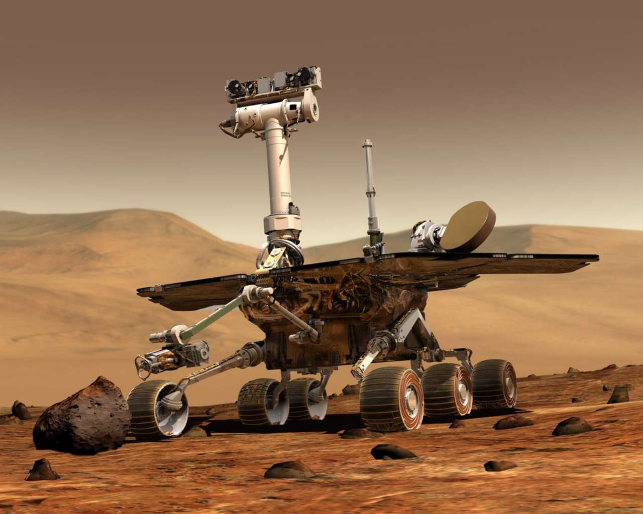 Temi Robot Might Actually Work (but not as well on Mars)