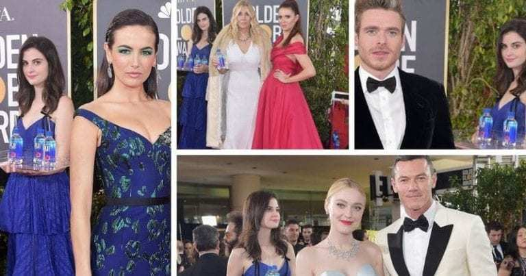 Fiji Water Kills it at the Golden Globes, But Not for the Reasons You've Seen