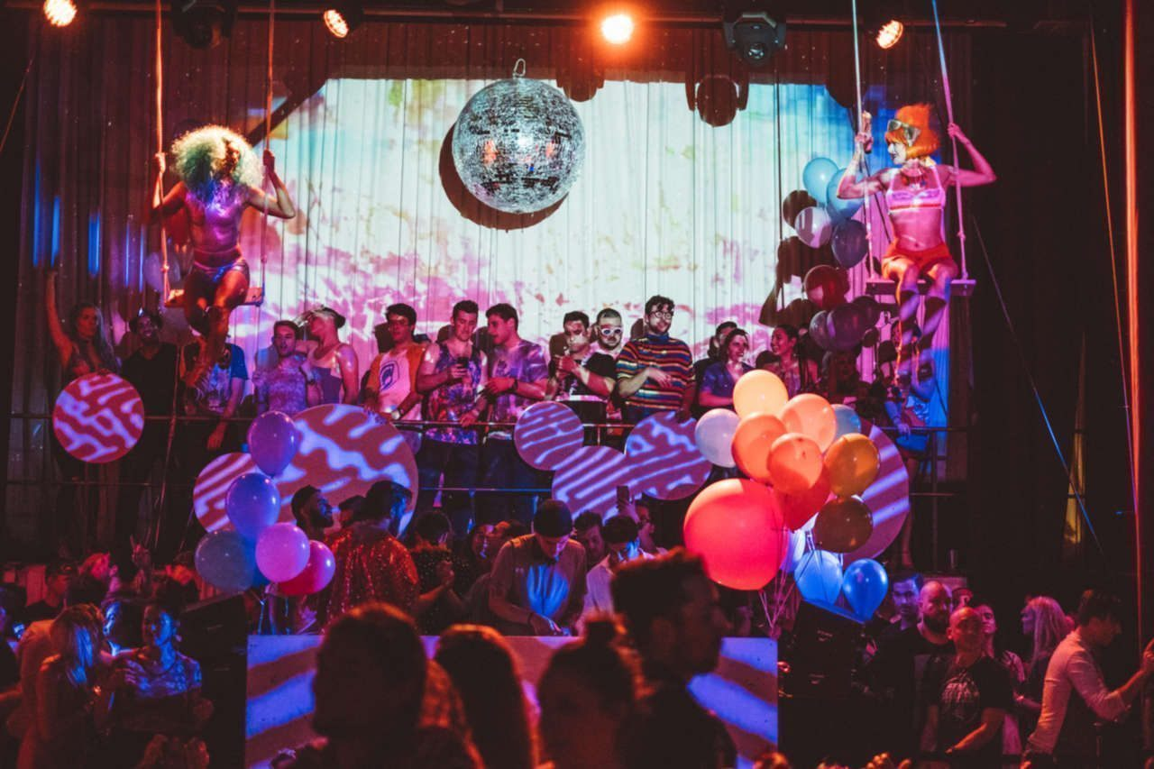 Red Bull's Series Shows Behind the Scenes at House of Yes Club