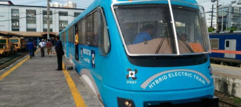 This Low-Budget Hybrid Electric Train Will Help Save the Environment