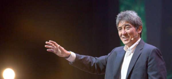 "Guy Kawasaki on Secular Evangelism, Working with Steve Jobs and Latest Book ""Wise Guy"""