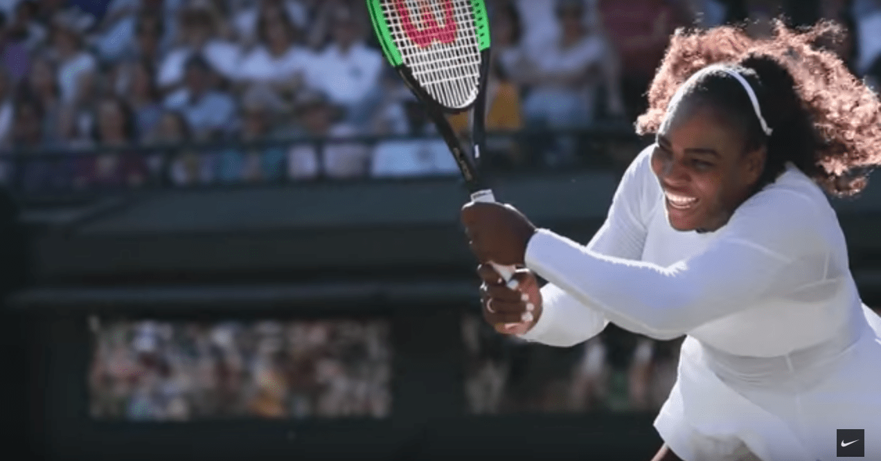 Nike is Airing This Stirring New Ad Narrated by Serena Williams Saluting Women Athletes