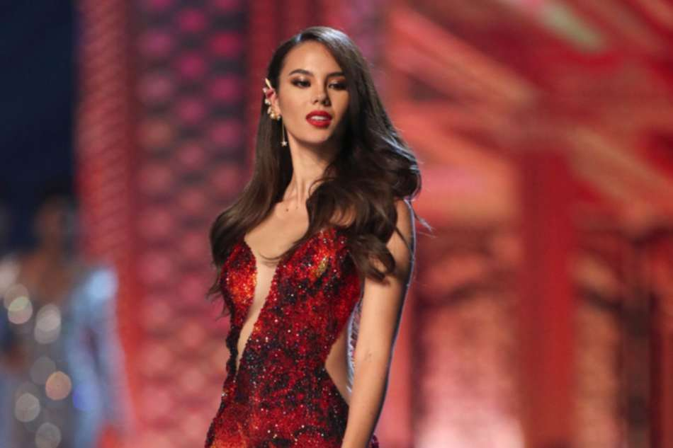 Catriona Gray Nods to Philippine Heritage and Poverty Plight in Miss Universe Bid