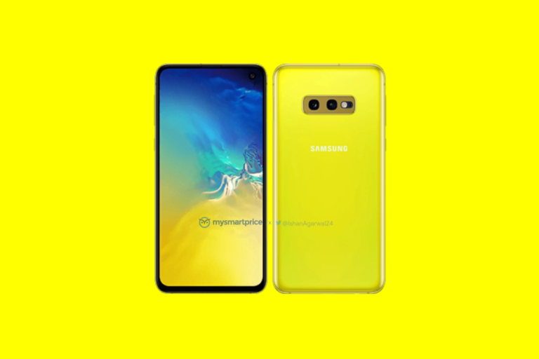 Samsung Channels Inner Hypebeast With Leaked S10 Render