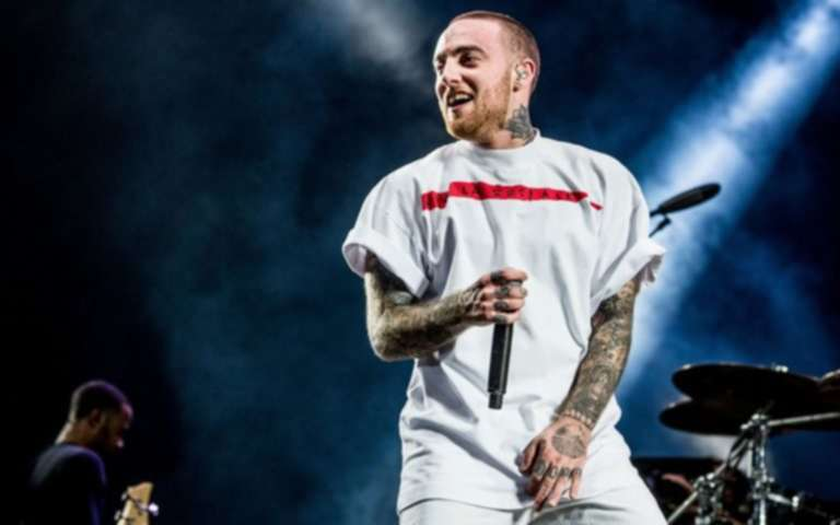 Late Singer Mac Miller Gets a Lot of Love at the Grammys