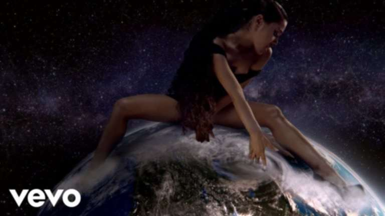 Ariana Grande Caught In Lawsuit Over 'God Is A Woman' Video