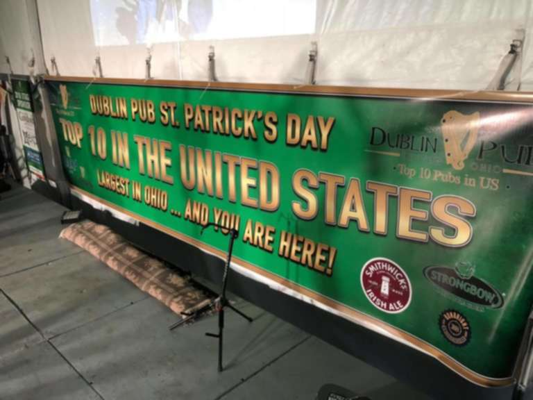For St. Patrick's Day, You Can 'Ship' Up To Dublin All The Way From This Famous Ohio Pub