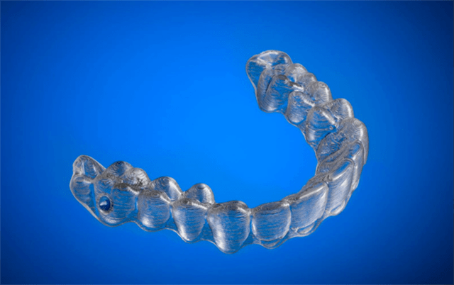 Meet the NJIT undergrad who 3D printed his own plastic braces for $60