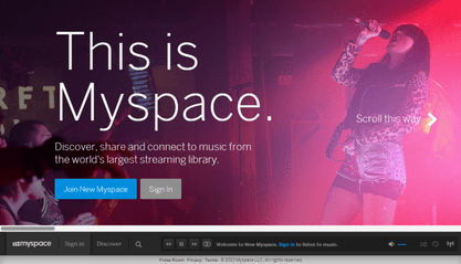 "Myspace ""Lost"" 12 Years' Worth Of Music; Why Is This A Big Deal?"