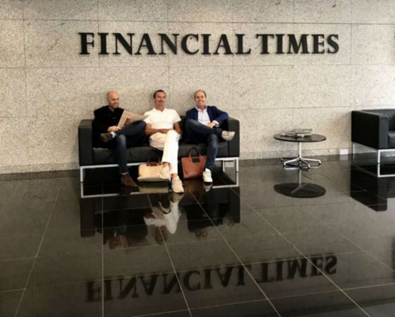 The Financial Times takes a majority stake in The Next Web
