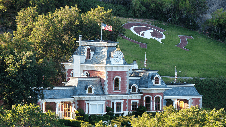 Neverland Ranch Suffers Drastic Price Cut Ahead Of HBO Documentary