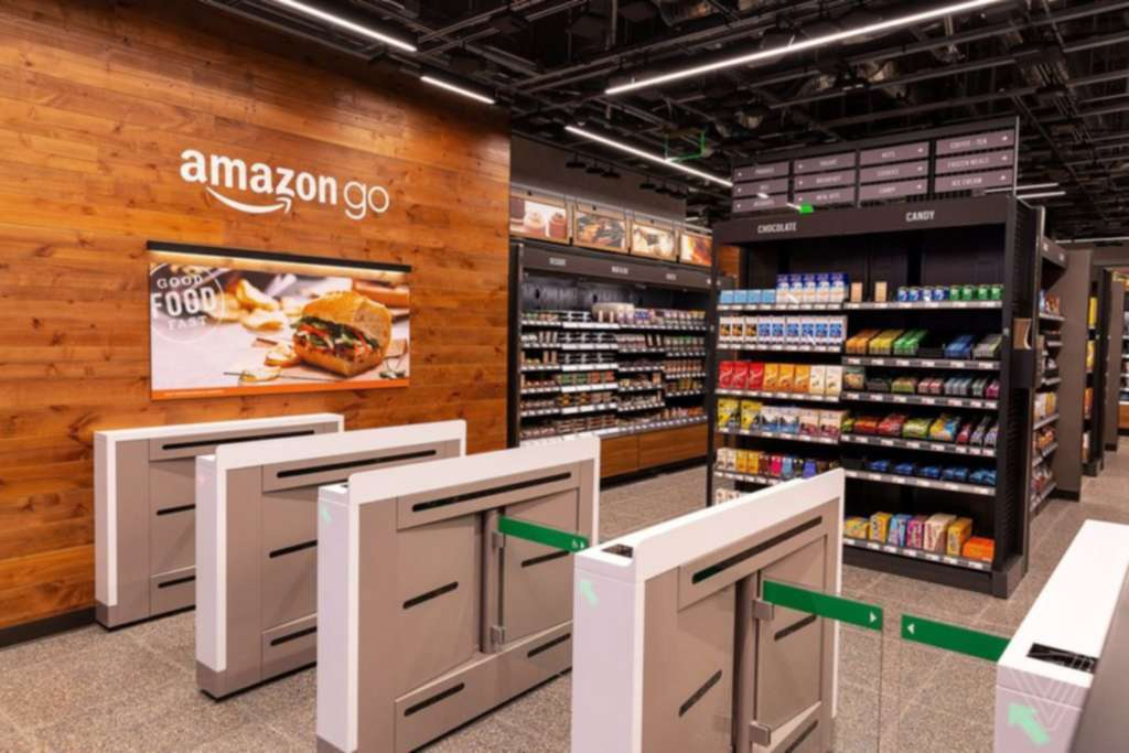 Amazon steps in to the food industry, again