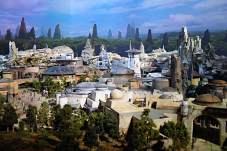Here's What We Know About Disney's Star Wars Land