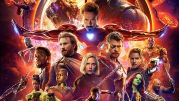 One lucky fan can get paid $1,000 just to watch Marvel movies