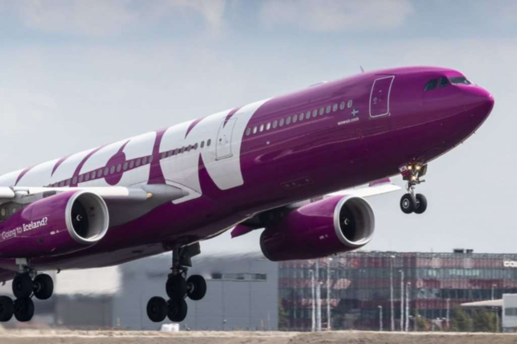 WOW Air is the Aviation Industry's Movie Pass