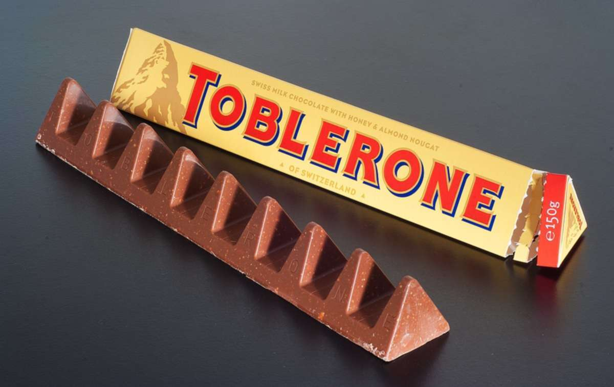 Toblerone & Cadbury To Use Sustainable Cocoa