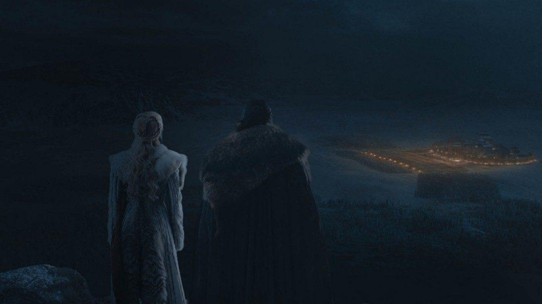 Game of Thrones' 'Long Night' Is Dark and Full of Death: Season 8