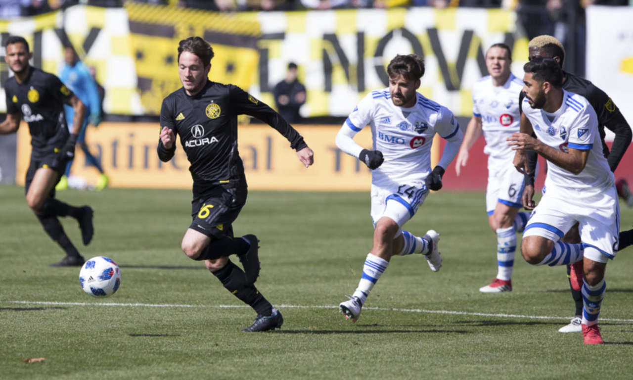 Columbus Crew SC Fall to Montreal Impact 1-0