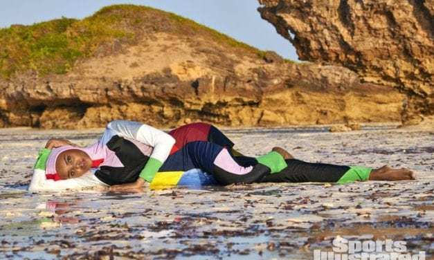 Halima Aden Wore a Burkini for Sports Illustrated's Swimsuit Issue – A Big First For the Mag