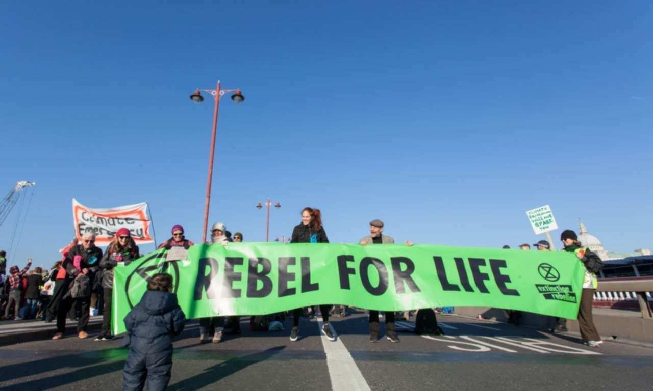 """Is the """"Extinction Rebellion"""" environmental protest the start of a trend?"""