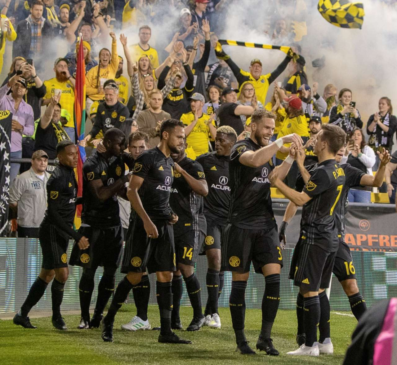 0fb1fa0ab3d Can Can Columbus Crew SC Continue Winning Ways Against Montreal Impact  -  Grit Daily